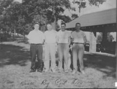 Vance Foutz Roy Foutz Carl Foutz Don Foutz Dover Ohio 1945