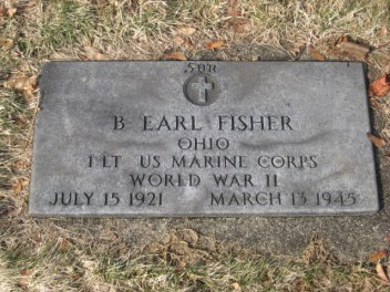 Fisher Earl WW2 East Ave