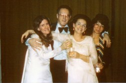 Foutz Don & Daughts-in-law 1975