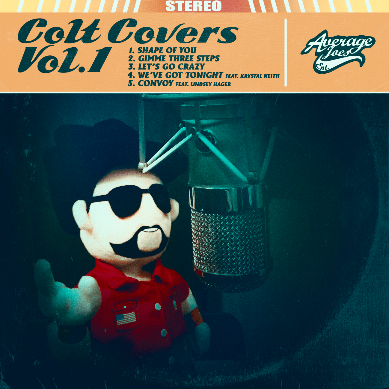 Colt Covers Vol. 1 Square