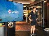 Tack till Consid för att vi fick låna kontor och lokaler!