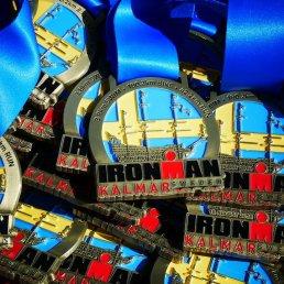 Medaljer Ironman Kalmar 2018