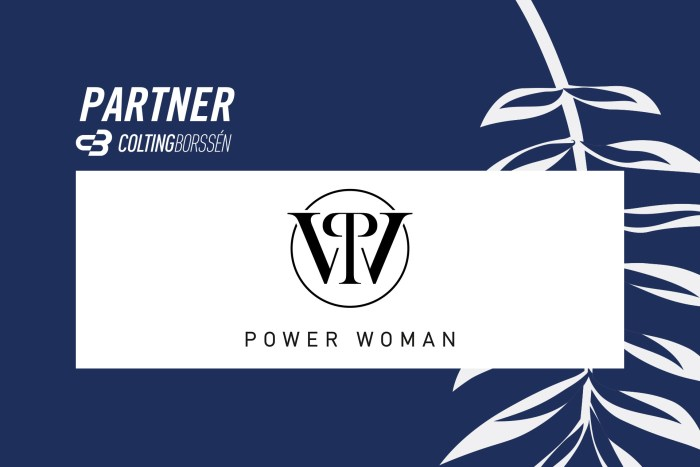 Power Woman har snygga och funktionella tränings- och tävlingskläder för kvinnor. Som adept hos Colting Borssén Coaching har du alltid bra priser på Power Woman.