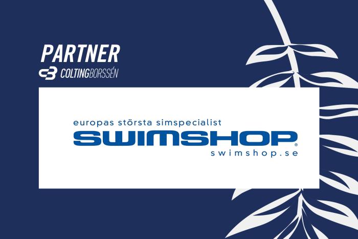 Swimshop är partner till Colting Borssén Coaching