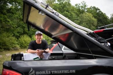Arcona Triathlon Challenge Colting Borssén Triathlon Coach 90