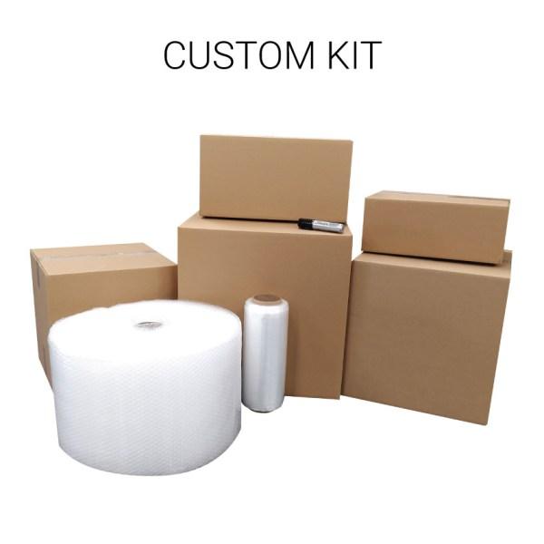 custom moving box kit