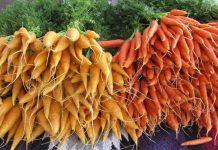 Clark County Senior Discounts carrots