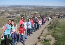 Badger Mountain Centennial Preserve Hiking