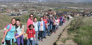 Badger Mountain Centennial Preserve Hiking