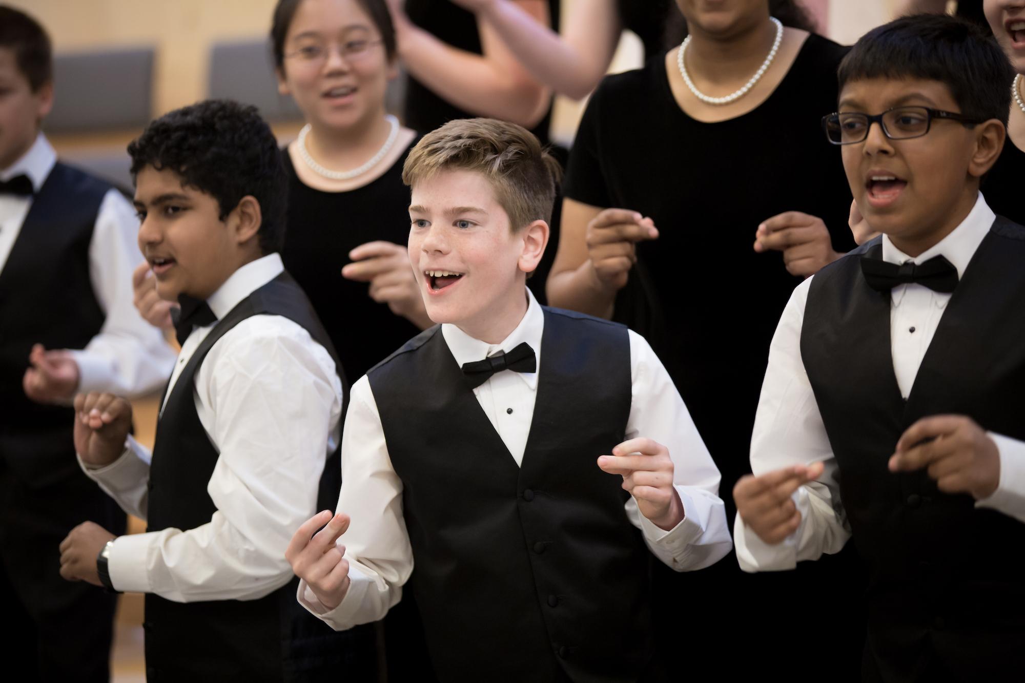 Columbia Choirs