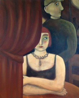 Lori Duckstein | The Hopefuls | Acrylic | 16 x 20
