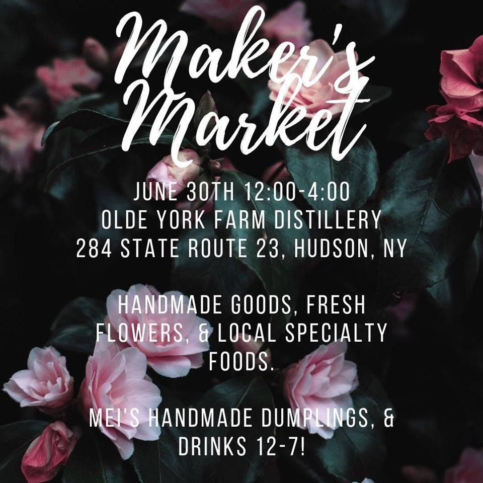 Maker's Market - Columbia County Tourism