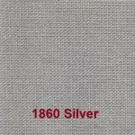 Cialux Cover Material Colour 1860 Silver