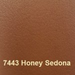 Eurobond Cover Material colour 7443 Honey with Sedona Embossing