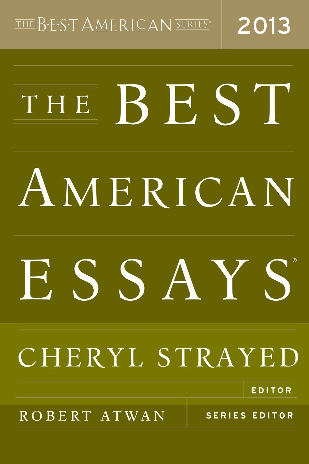 Review: The Best American Essays 2013 - Columbia Journal