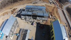 ESS Overview Drone Photo