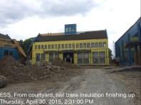 Nail Base Insulation