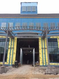 ESS Courtyard Entrance