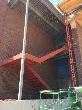 STEM North Staircase (2)