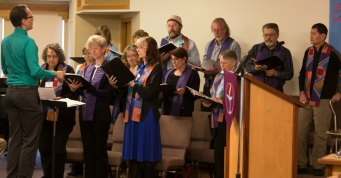 Columbine UU Church Choir