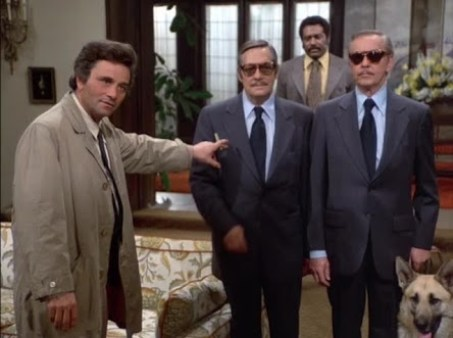 Columbo Deadly State of Mind