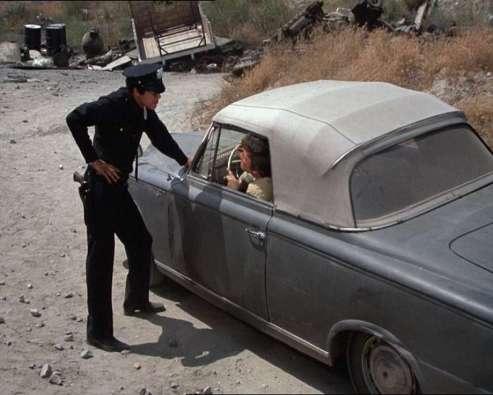 Columbo's car
