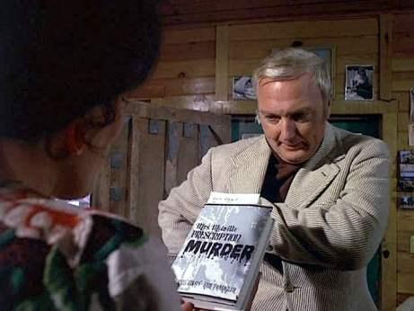 Columbo Prescription Murder book
