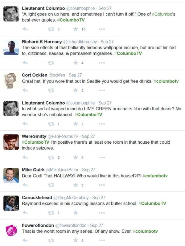 #ColumboTV timeline