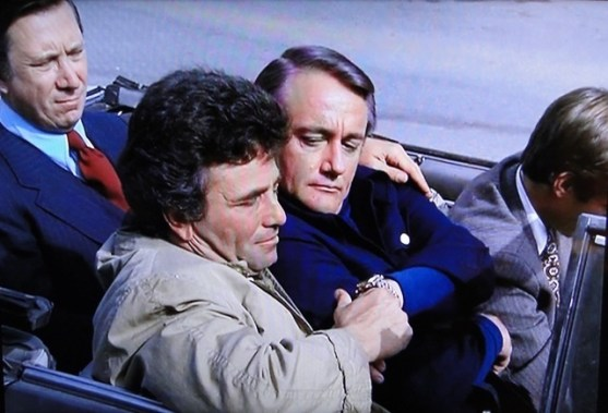 Columbo Robert Vaughn