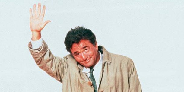 Columbo goodbye