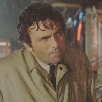 Columbo dagger of the mind raincoat