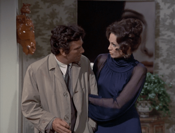 Eve Babcock Columbo Most Crucial Game