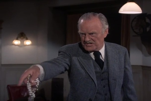 Columbo Sir Roger Haversham