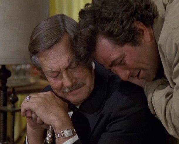 Columbo Last Salute Fred Draper