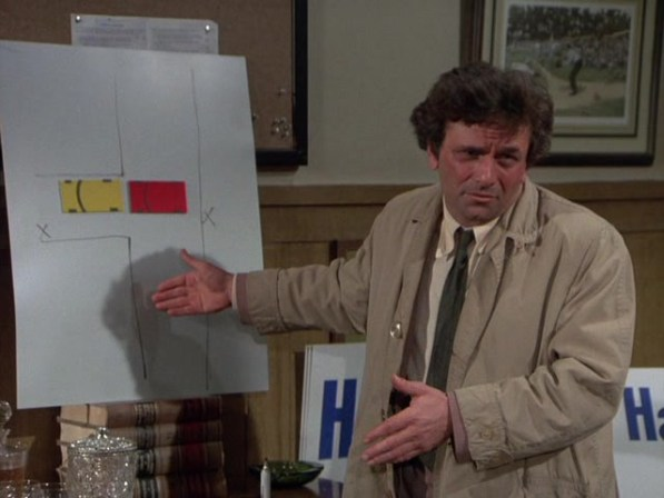 Columbo Candidate for Crime