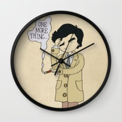 Columbo clock