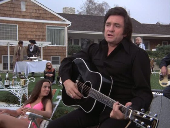 Columbo Swan Song Johnny Cash