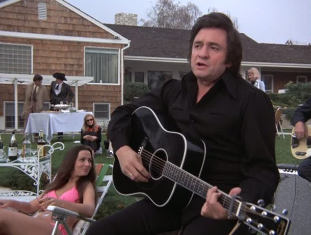 Columbo Johnny Cash