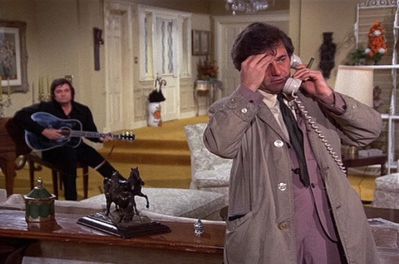 Columbo Tommy Brown
