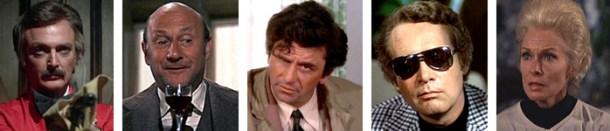 Peter Falk's favourite Columbo episodes