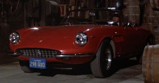 Columbo Ferrari Any Old Port in a Storm