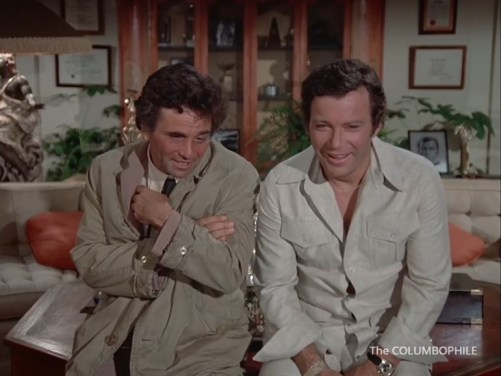 Columbo Fade in to Murder William Shatner