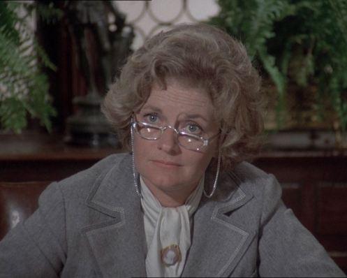 Columbo Old Fashioned Murder Ruth Lytton