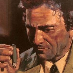 Suitable for Framing: win a Columbo work of art!