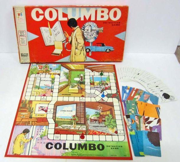 Columbo board game