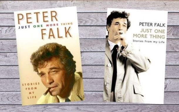 Peter Falk autobiography