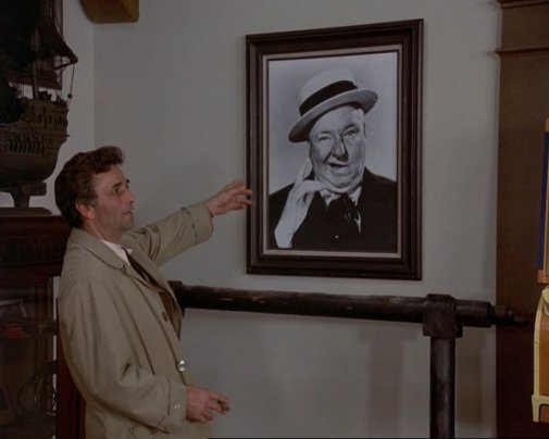 Columbo WC Fields