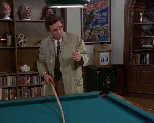 Columbo How to Dial a Murder pool