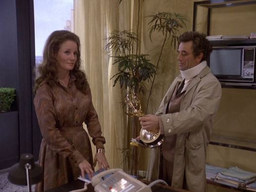 Columbo Make me a Perfect Murder