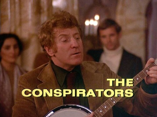 Columbo The Conspirators opening titles